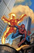 Spider-Man Human Torch Vol 1 5 Textless