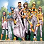 New Mutants Squad (Earth-616) from New X-Men Vol 2 2 0001