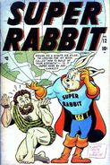 Super Rabbit Comics Vol 1 12