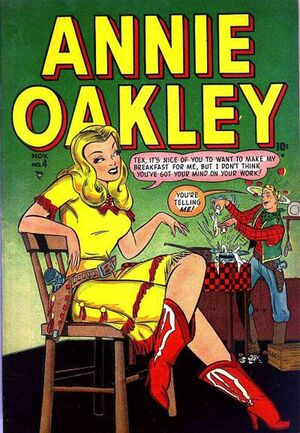 Annie Oakley Vol 1 4