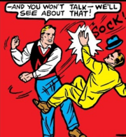 Robert Foster (Earth-616) from Daring Mystery Comics Vol 1 1 0002