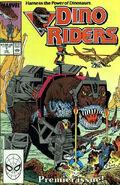 Dino Riders Vol 1 1