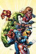 Marvel Adventures The Avengers Vol 1 8 Textless