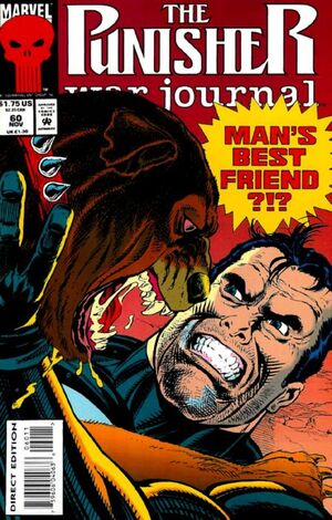 Punisher War Journal Vol 1 60