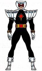 Gregori Larionov (Earth-616) from Official Handbook of the Marvel Universe Master Edition Vol 1 4 0001