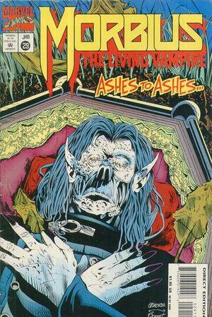 Morbius The Living Vampire Vol 1 29