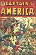 Captain America Comics Vol 1 50