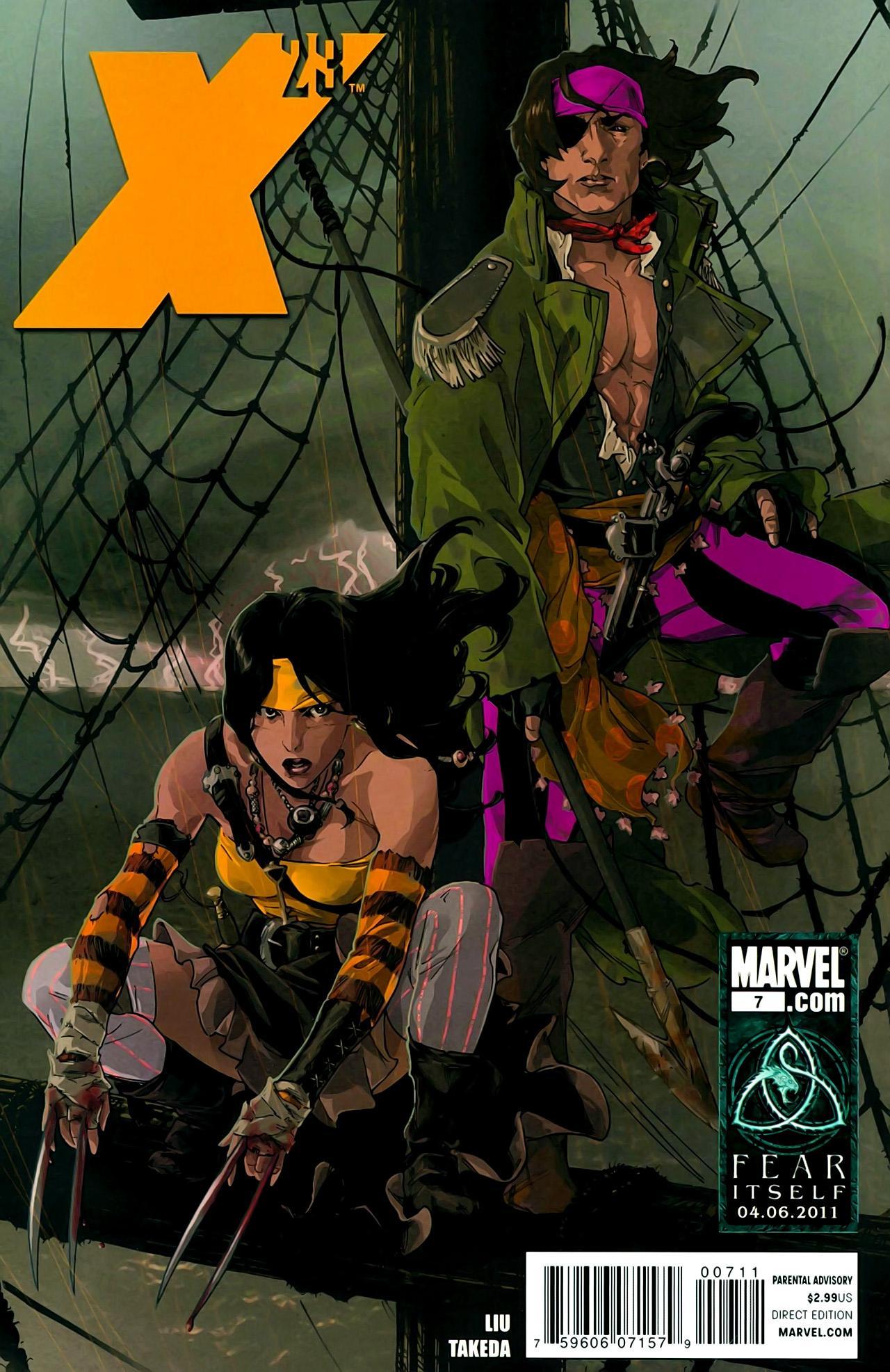 X-23 Vol 3 7 | Marvel Database | FANDOM powered by Wikia X 23 Marvel