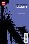 Hawkeye Vol 4 1 3rd Printing Variant