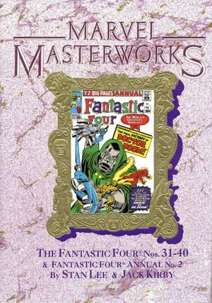 Marvel Masterworks Vol 1 21