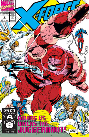 X-Force Vol 1 3