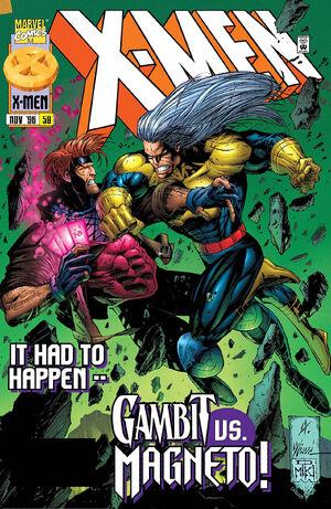 X-Men Vol 2 58