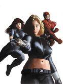 Black Widow Vol 2 1 Textless