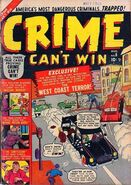 Crime Can't Win Vol 1 6