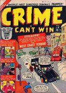Crime Can't Win Vol 1 6
