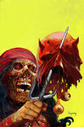 Marvel Zombies Vol 1 3 Textless Second Printing
