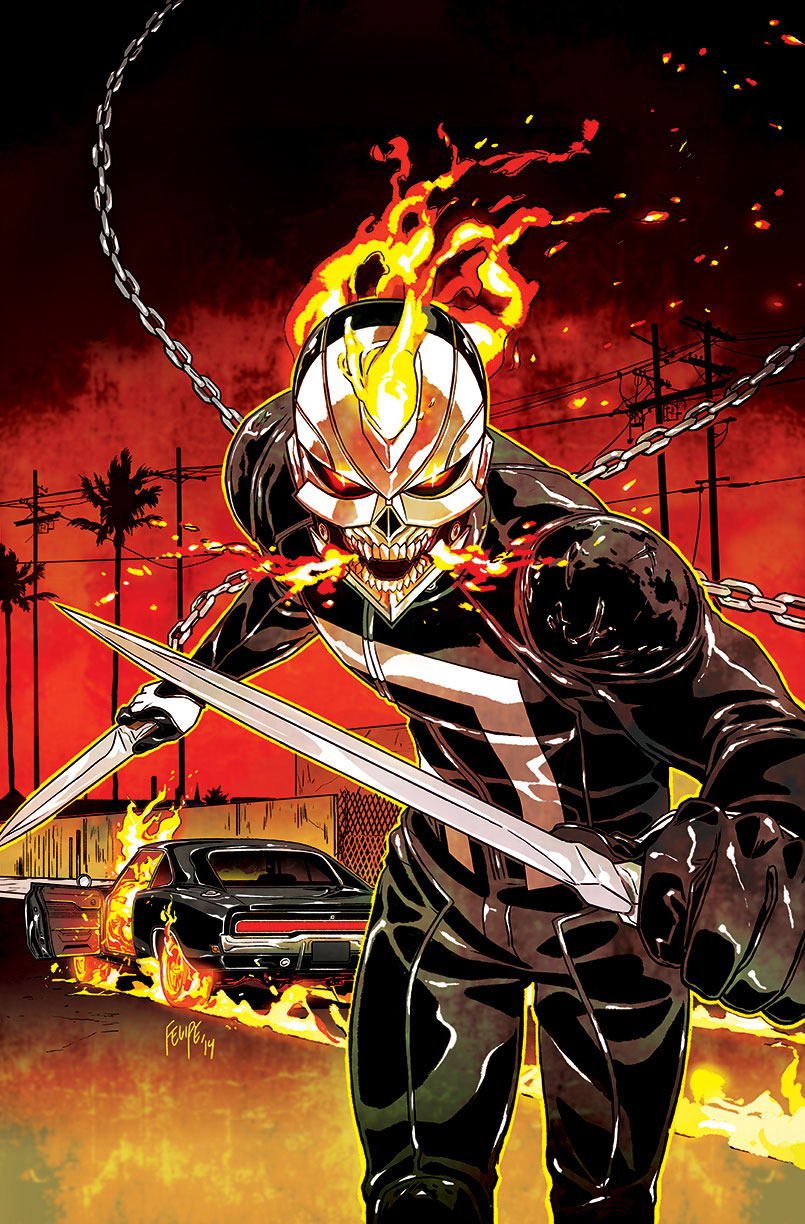 Ghost Rider | Marvel D...