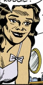 Martha Robertson (Earth-77013) Spider-Man Newspaper Strips