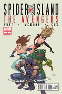 Spider-Island Avengers Vol 1 1