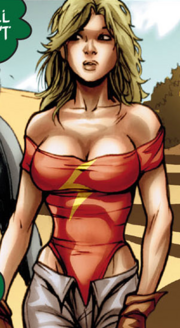 Delilah Dearborn (Earth-616) from Avengers The Initiative Vol 1 14