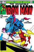 Iron Man Vol 1 163