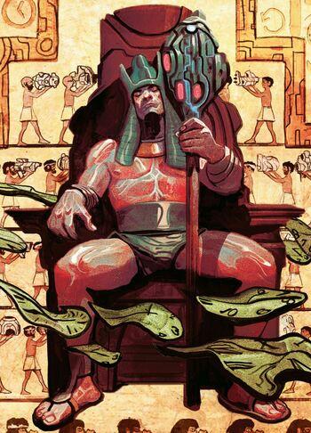 Nathaniel Richards (Rama-Tut) (Earth-6311) from Avengers Vol 7 4 001