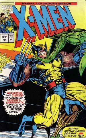 X-Men Collector's Edition Vol 1 2