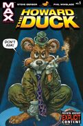 Howard the Duck Vol 3 1