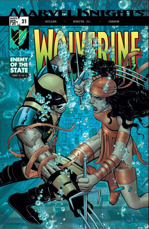 Wolverine Vol 3 21