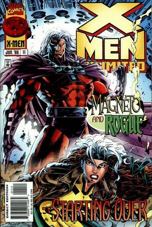 X-Men Unlimited Vol 1 11