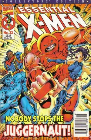 Essential X-Men Vol 1 33