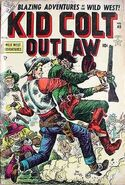 Kid Colt Outlaw Vol 1 40