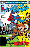 Amazing Spider-Man Vol 1 221