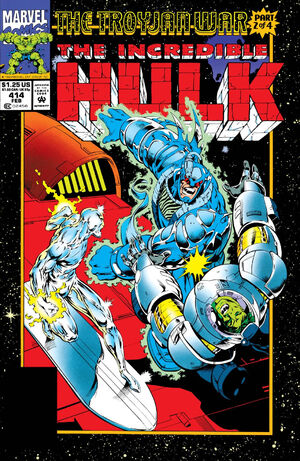 Incredible Hulk Vol 1 414