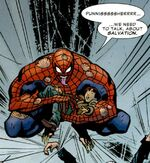 Peter Parker (Earth-11080) from Marvel Universe Vs. The Punisher Vol 1 2 0001