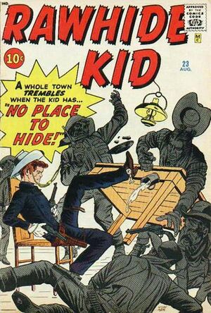 Rawhide Kid Vol 1 23