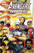 Avengers Invaders Vol 1 9 Suydam Variant