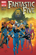 Fantastic Five Vol 2 1