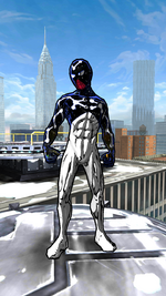 Peter Parker (Earth-TRN495) from Spider-Man Unlimited (video game)