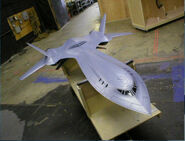 X-Jet model used for X2