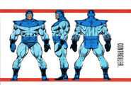 Basil Sandhurst (Earth-616) from Official Handbook of the Marvel Universe Master Edition Vol 1 20 0001