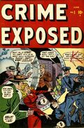 Crime Exposed Vol 1 1