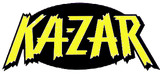 Ka-Zar Vol 3 logo