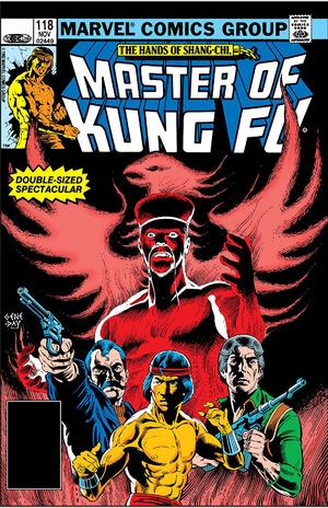 Master of Kung Fu Vol 1 118