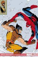 What If? Spider-Man Vs. Wolverine Vol 1 1 Textless