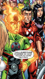 Ben Hammil (Earth-616) and Julian Keller (Earth-616) from New X-Men Vol 2 23 0001