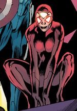 Jessica Drew (A.I.) (Earth-14831) from Avengers Ultron Forever Vol 1 1 001