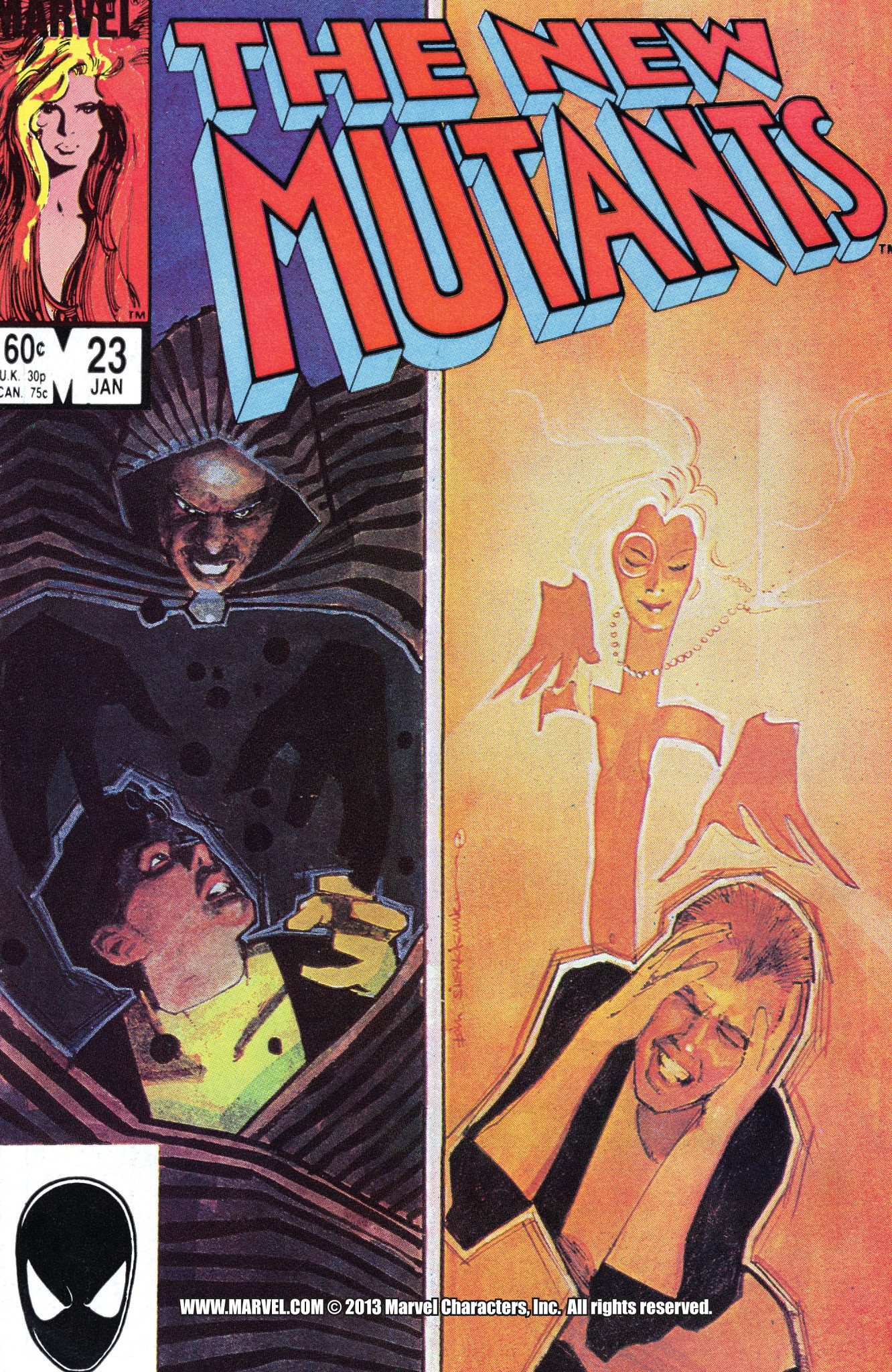 New Mutants Vol 1 23