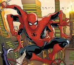 Peter Parker (Earth-92100) from Spider-Man 2099 Vol 2 6
