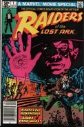 Raiders of the Lost Ark Vol 1 1